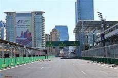 Baku Azerbaijan Circuit Revealed To Host F1 Race