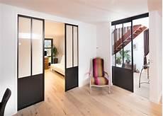 portes coulissantes style atelier sur mesure