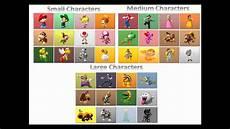 Mario Kart 7 Characters