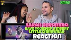 geronimo have yourself a merry little christmas reaction youtube