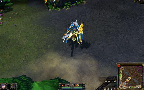 League Of Legends Custom Skins