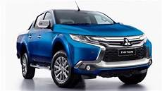 new 2020 mitsubishi strada triton 4x4 limited edition