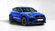 2019 jaguar e pace svr top speed