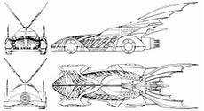 Co2 Car Designs Blueprints by The Dork Review Rob S Room Batmobile Blueprints
