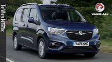 2019 vauxhall combo xl 7 seater blue