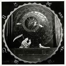 Richard Teschner Die Lebens Uhr 1935 Kunst K 252 Nstler