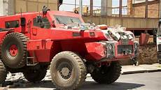 Marauder Armored Vehicle Featured In Top Gear