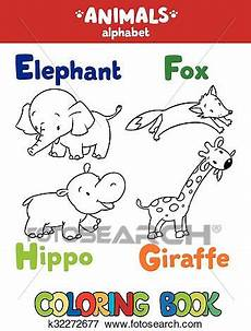 Abc Malvorlagen Mp3 Ausmalbilder Giraffe Elefant