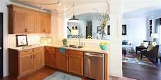 Oak Kitchen Cabinets Paint Ideas by Great Ideas To Update Oak Kitchen Cabinets