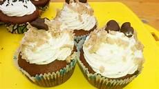 kastanien cupcakes rezept lebensmittel essen rezepte