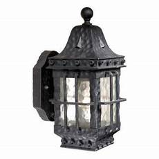 vaxcel lighting ed owd050tb textured black edinburgh 1 light outdoor wall sconce 6 inches wide