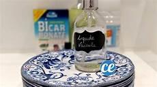 Comment Fabriquer Liquide Vaisselle Bio Facile Pas