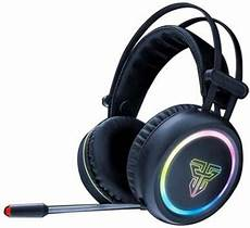 Fantech Hg15 Light Surround Sound by Fantech Hg15 Captain 7 1 Usb Rgb Led Light Gaming Headset