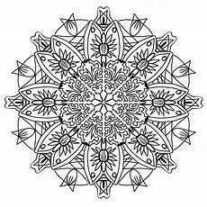 Vorlagen Mandala - free photo pencil pattern mandala drawing coloring page