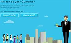 New York City Apartment Guarantor by Guarantor Service Startups Guarantor Service