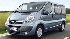 Opel Transporter Vivaro - opel vivaro autobild de