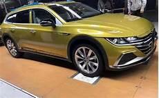 Vw Arteon Kombi - vw arteon shooting brake leaked in china ahead of 2020