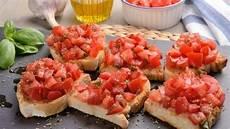 bruschetta schnell zubereitet rezept frag mutti