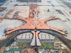 Neuer Flughafen Peking - beijing s new airport opens this year and will be the