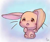 Cute Baby Bunny Drawing At GetDrawingscom  Free For