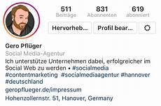 wie sie ihr profil auf instagram ansprechend gestalten