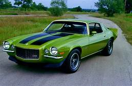 CCOTY 1970 Nomination Camaro – Is There Any Other