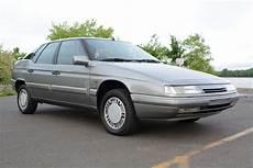 No Reserve 1992 Citroen Xm V6 Automatic For Sale On Bat