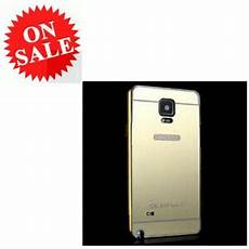 Bumper Mirror Samsung Note 4 verizon luxury phone for samsung galaxy note 4 new