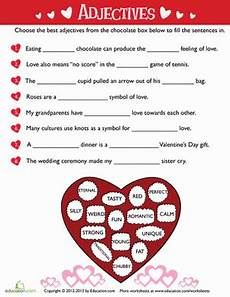 s day adjectives worksheets 20304 s day adjectives adjectives adjective worksheet