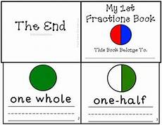 my first fractions book intro to fractions book whole one half