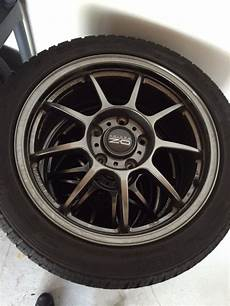 981 porsche boxster oz racing winter wheel and tire set