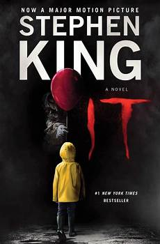 Es Stephen King Buch - it by stephen king the best books being made into