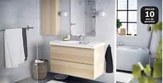 mobilier salle de bain ikea godmorgon s 233 rie structures et pieds 201 clairage ikea