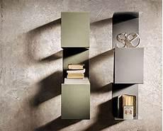 mensole metallo moderne mensole in metallo colorato modulare e di design