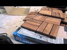 turn ikea decking into a bath mat supplemental