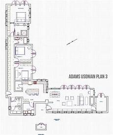 usonian house plans adams usonian type floor plan3 arquitetura casas ideias