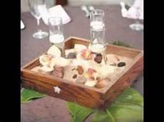 diy beach wedding centerpieces decorations youtube