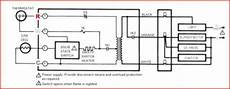honeywell burner diagram honeywell rth9580 wifi thermostat on an burner furnace doityourself community forums
