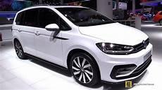 2016 Volkswagen Touran 2 0 Tdi R Line Exterior