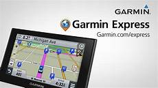 garmin express garmin map updates