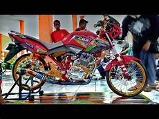 Tiger Revo Modif Herex by Tiger Revo Kontes Racing Inspirasi Modifikasi Indonesia