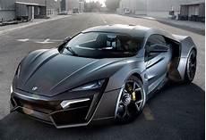 2013 W Motors Lykan Hypersport Cars One