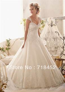 princess wedding dress ball gown cap sleeve detachable lace bodice sweetheart off the shoulder