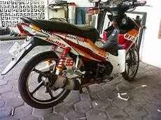 Modifikasi Motor Revo Absolute Sederhana by 95 Modifikasi Motor Absolute Revo 110cc Terbaik Dan
