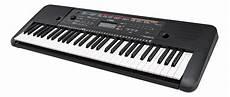 yamaha psr e263 and psr e363 are ideal keyboards