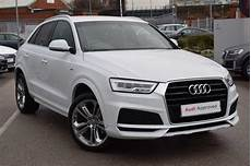 audi q3 s line used 2018 audi q3 s line edition 1 4 tfsi cylinder on demand 150 ps s tronic for sale in