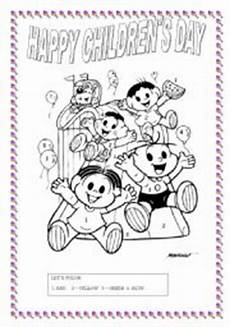 s day worksheets in 20374 children 180 s day activity esl worksheet by t ti