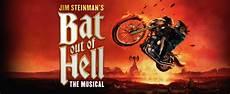Musical Bat Out Of Hell - the arts shelf new production images released for bat