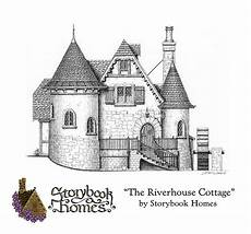 storybook cottage house plans the riverhouse by storybook homes designed by samuel