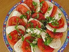 Tomaten Mozzarella Salat Robinson Crusoe Chefkoch De
